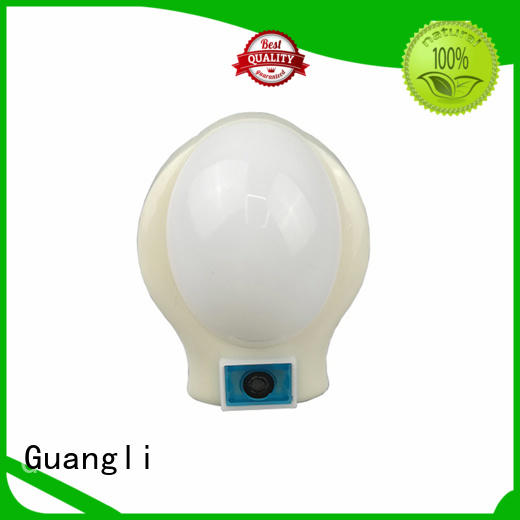 Guangli durable wall night light manufacturer for bedroom