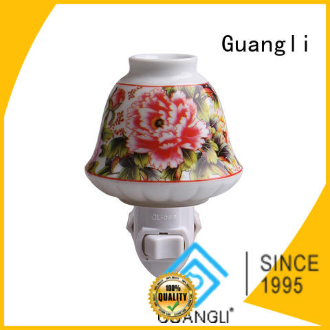 Guangli wall night light factory price for bathroom