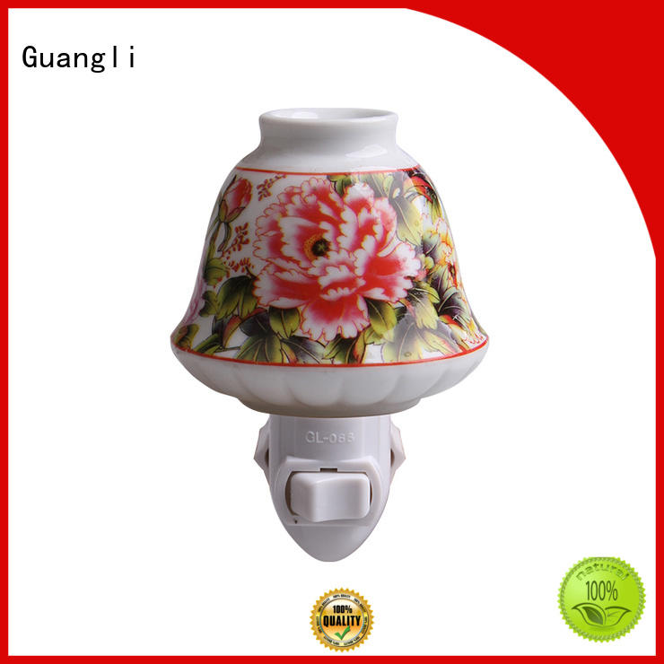Guangli power saving wall night light wholesale for home decoration
