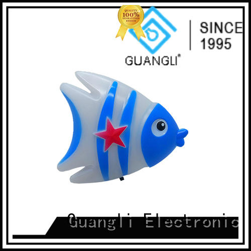 Guangli wall night light directly sale for home decoration