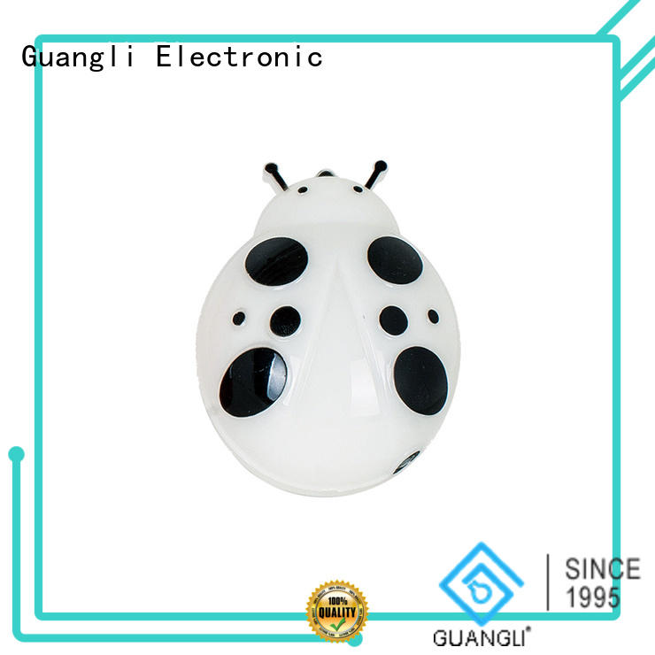 Guangli automatic light control night light with good price for indoor