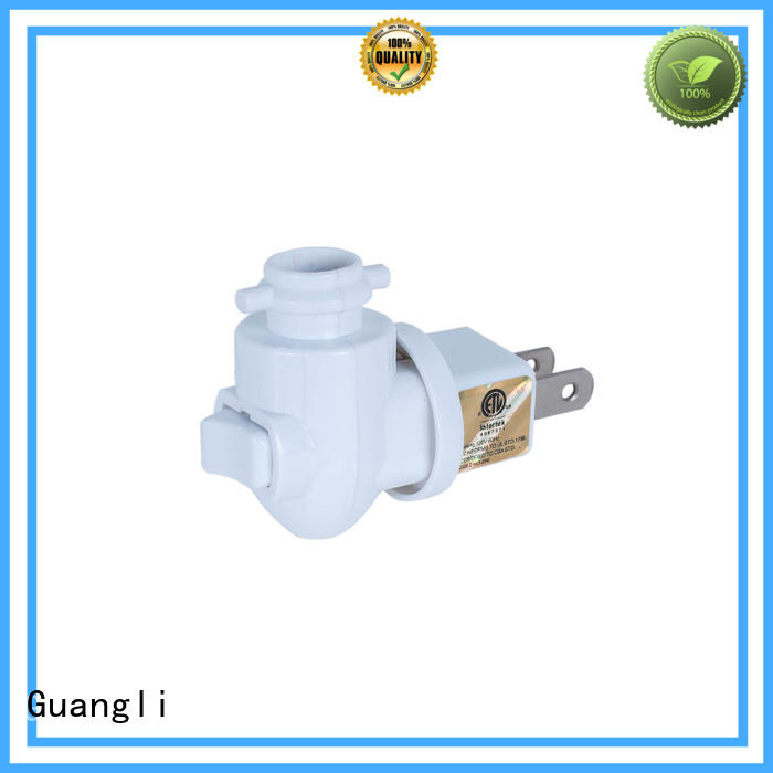 Guangli night light socket factory for stairs