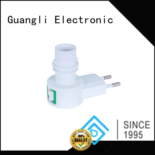 Guangli night light socket Supply for stairs