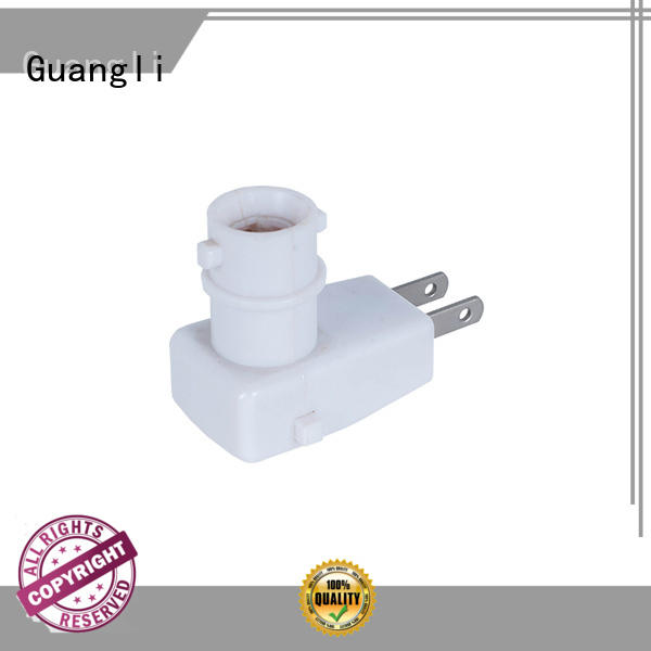 Custom night lamp socket for business for wall light