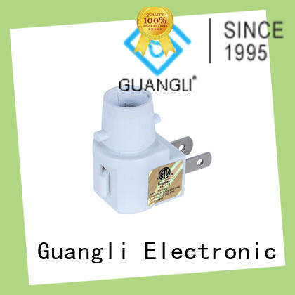 Guangli night light base socket for business for stairs