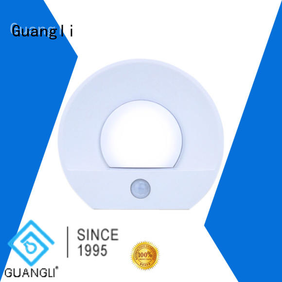 Guangli Custom sensor night light company for indoor