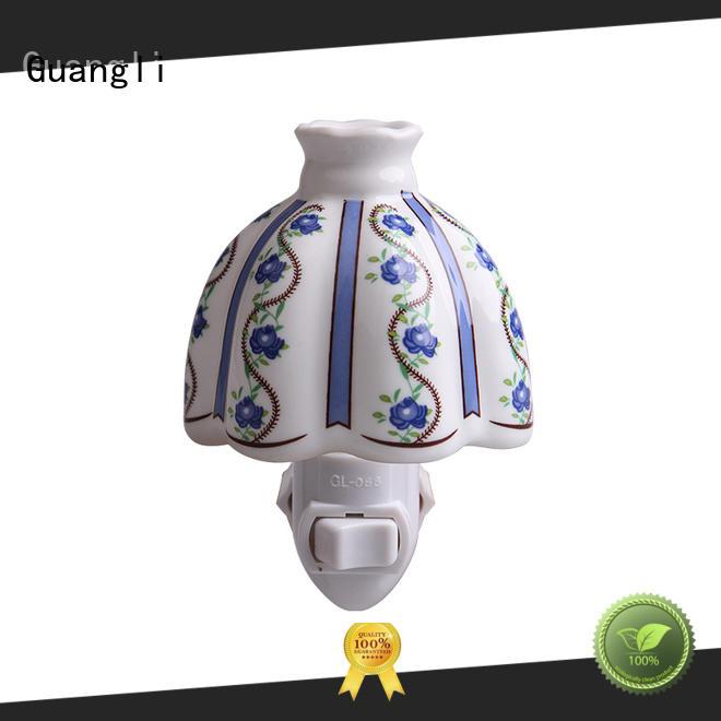 Guangli wall night light wholesale for bathroom
