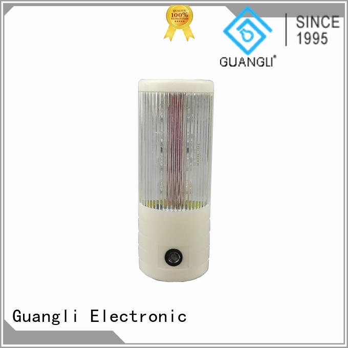 Custom plug in sensor night light company for living room