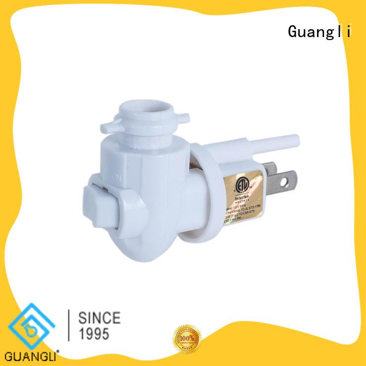 Guangli night light socket design for hallway
