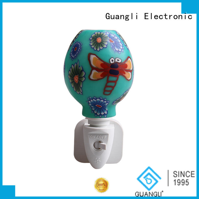 Guangli wall night light factory direct for bedroom