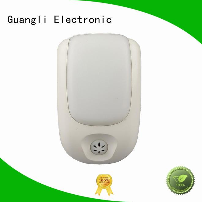 Guangli light sensor night light for business for baby room