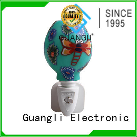 Guangli wall night light factory direct for home decoration