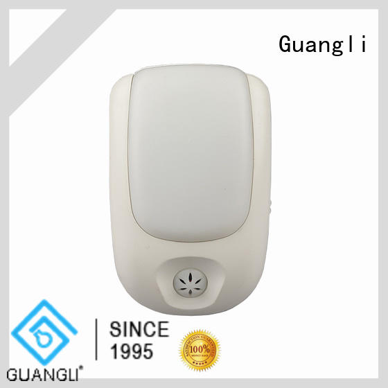 Guangli compact size wall night light with good price for living room