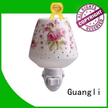 Guangli wall night light company for bathroom