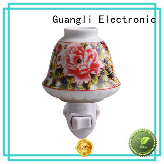 Guangli cost-effective decorative plug in night lights series for bedroom