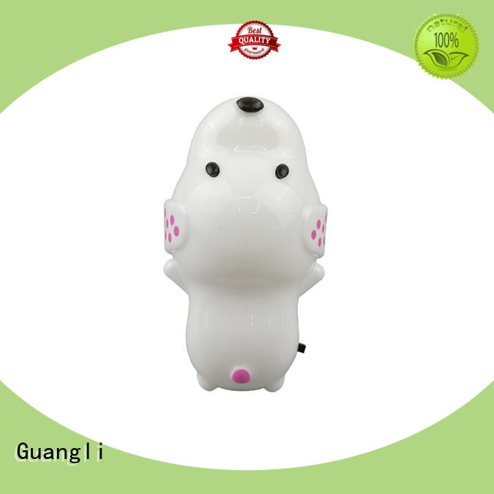 Guangli power saving wall night light supplier for bedroom