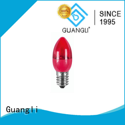 Custom electric light bulb manufacturers for garden party