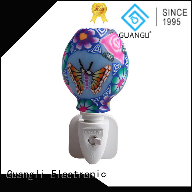 Guangli attractive decorative night lights factory price for bathroom