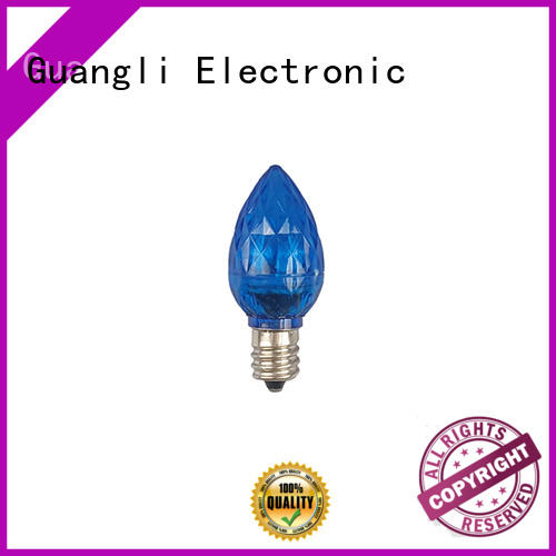 Guangli stylish electric light bulb directly sale for home lighting