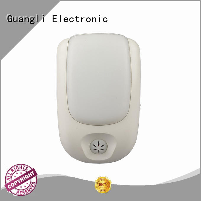 Guangli durable light control night light wholesale for bedroom