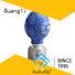 ETL UL CE SAA CB BS Aroma Essential Oil soft Art glass blue flowers design night light 110v 220v 7w