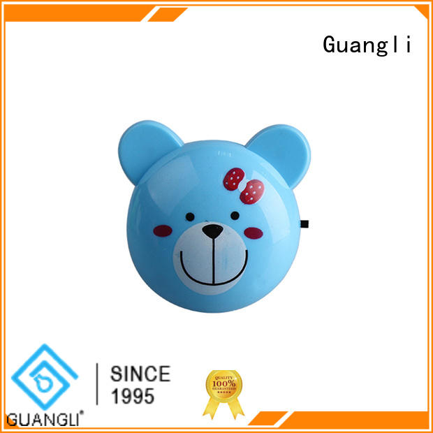 Guangli Top kids night light Suppliers for bedroom