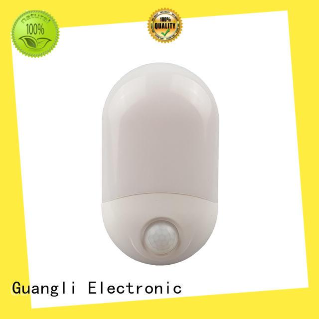 Guangli cost-effective light sensor night light manufacturer for living room