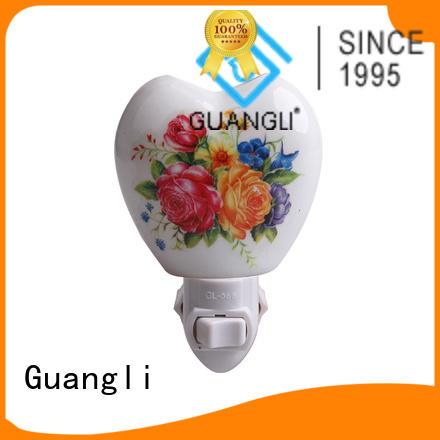 Guangli wall night light manufacturer for bathroom