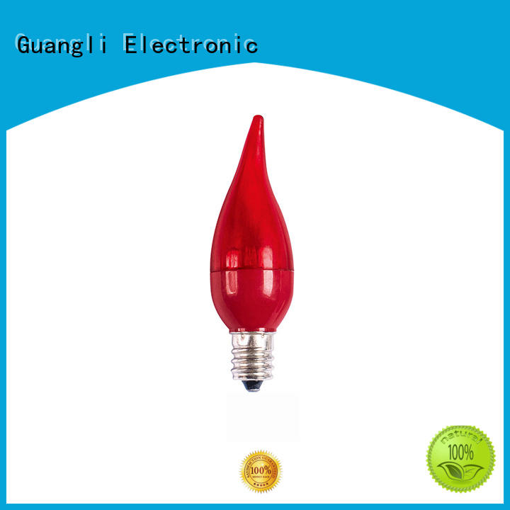 Guangli Top electric light bulb manufacturers for bedroom