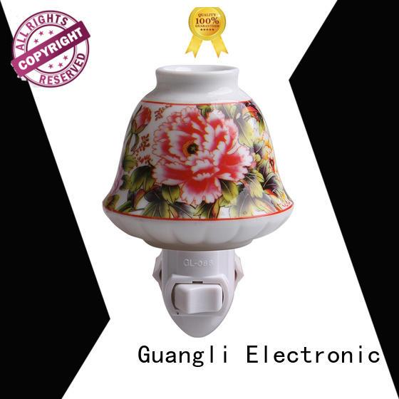 Custom decorative plug in night lights manufacturers for bedroom