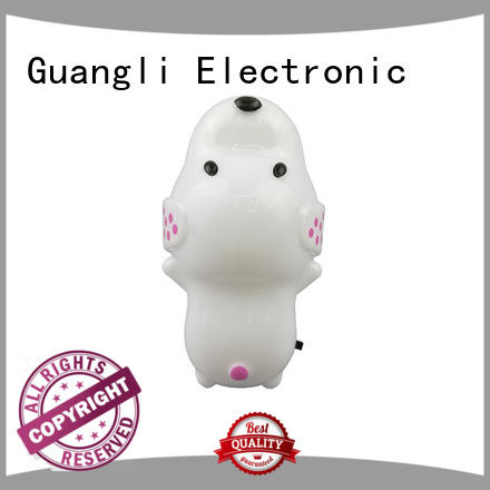Guangli cost-effective kids wall night light with good price for bedroom