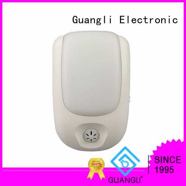 Guangli USB charger light control night light factory direct for baby room
