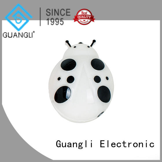 Guangli plug in sensor night light Suppliers for indoor