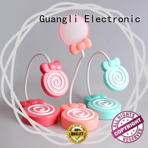 Lollipop Table Lamp Led Touch Dimming Night Light Gift desk Lamp USB rechargeable 5V for lighting
