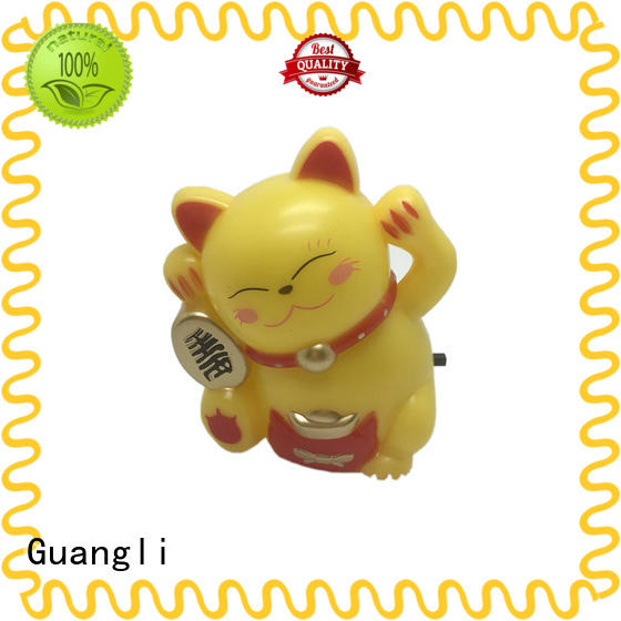 cartoon kids plug in night light factory price for home decoration