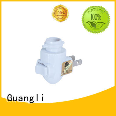 Guangli quality night lamp holder for hallway