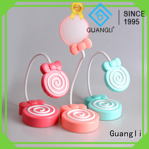 Guangli creative desk lamp factory direct for reading