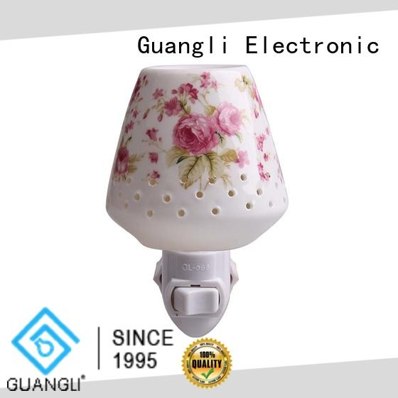 Guangli decorative plug in night lights for business for living room